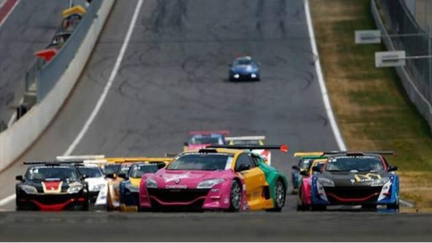 Megane Trophy - Bortolotti grabs double at Red Bull Ring