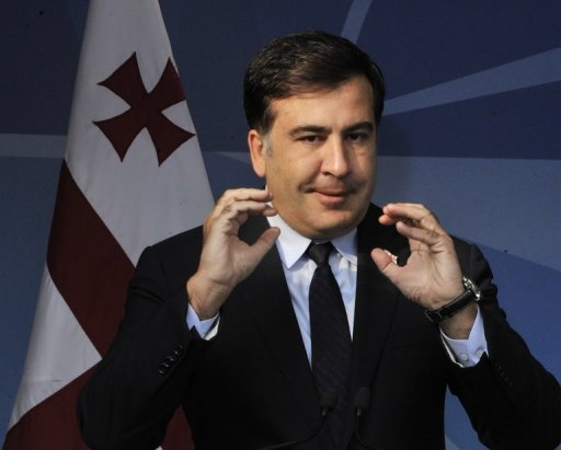 &lt;p&gt;Georgia&#39;s President Mikheil Saakashvili, pictured in April 2012, named his powerful interior ministry chief as the ex-Soviet state&#39;s new prime minister in a surprise move ahead of important parliamentary polls in autumn.&lt;/p&gt;