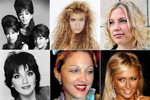 From 60s beehives to 80s big hair to the spray-tan abusing 00s, the worst beauty trends of the past 50 years.