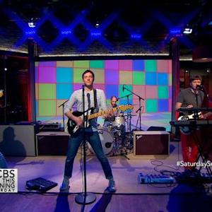 "Saturday Sessions: OK Go performs ""The Writing's On the Wall"""