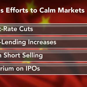 Why China's Stock Market Plunge May Be Good News