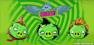 Green Day Getting Musical Episode of 'Angry Birds Friends'