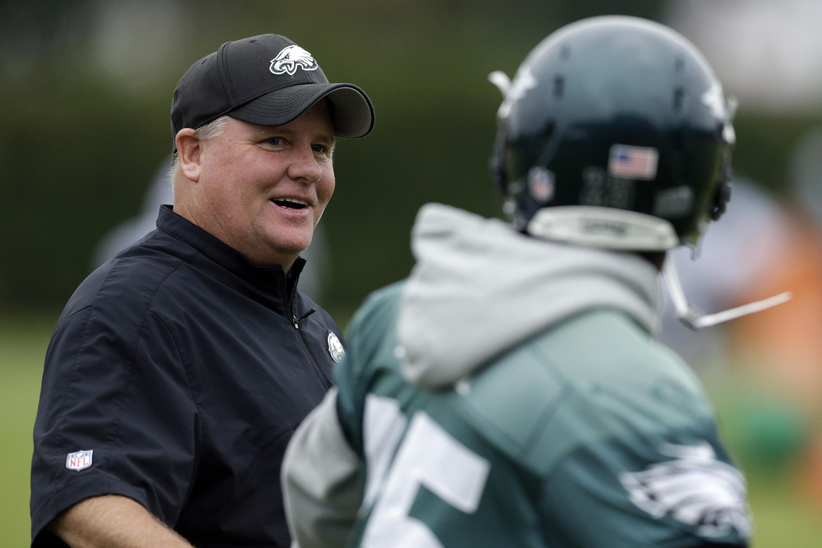 Chip Kelly responds to LeSean McCoy's race comments