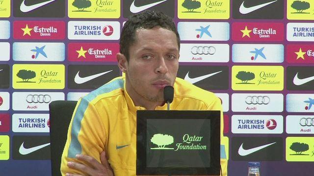 Adriano wants to Neymar to join him at Barca