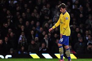 Ramsey expected to miss Tottenham clash