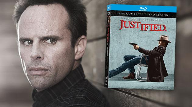 """Justified"" - Walton Goggins"