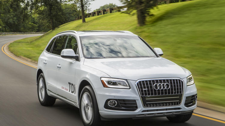 Audi adds diesel to compact SUV