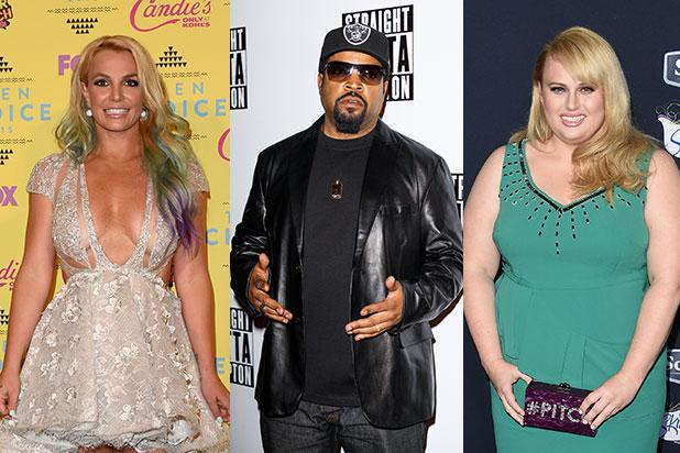 MTV VMAs Reveal Britney Spears, Ice Cube, Rebel Wilson in Full Lineup of Presenters