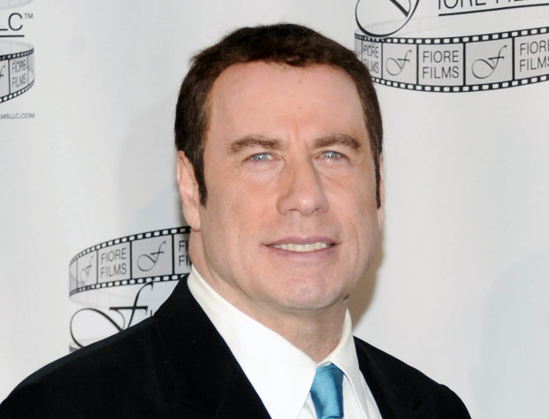 FILE - In this April 12, 2011 file photo, actor John Travolta participates in a news conference for the film &quot;Gotti: Three Generations,&quot; in New York. Two years after his last film, Travolta returns to the big screen amid a flurry of bad press about his personal life. The two-time Oscar nominee isn&#39;t totally shirking publicity for &quot;Savages,&quot; but sticking to specially selected outlets. (AP Photo/Evan Agostini, File)