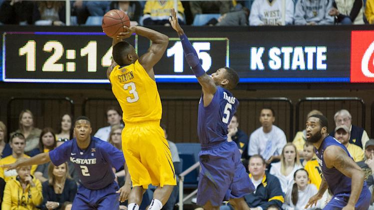 West Virginia knocks off Kansas State 81-71