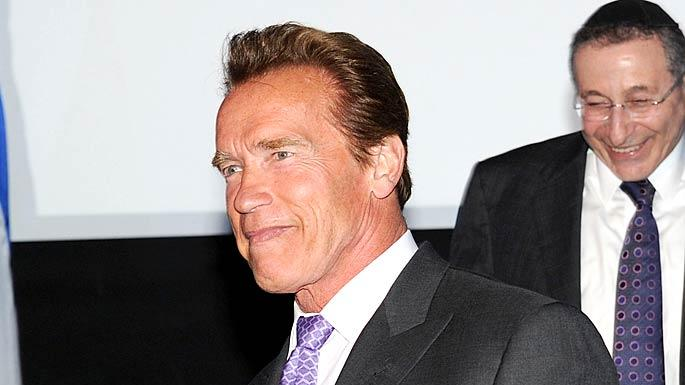 Arnold Schwarzenegger Skirball Center