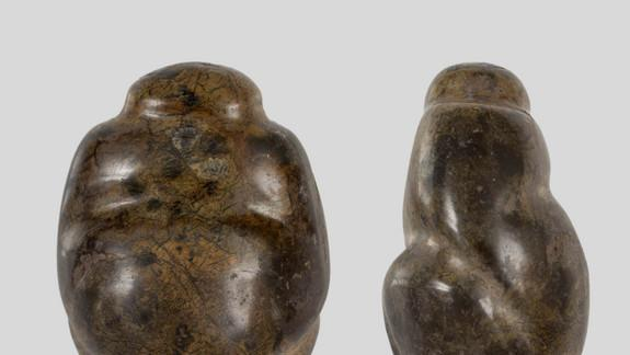 Stash of Ancient Jewelry, Full-Figured Statues Discovered