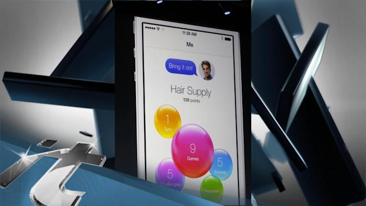 Tech Companies News Byte: Apple's IOS 7 Is A Smorgasbord For Game Developers