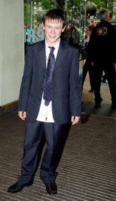 Devon Murray at the London premiere of Warner Brothers' Harry Potter and the Prisoner of Azkaban