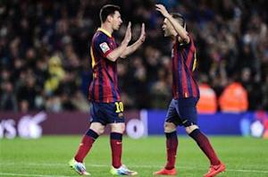 Xavi: People have to leave Messi alone