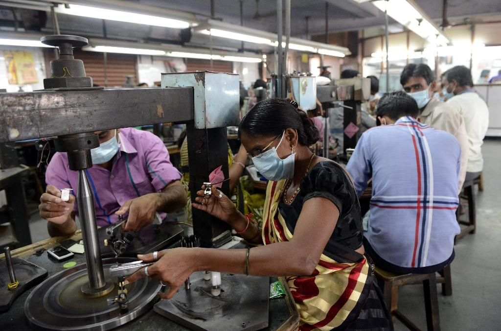 India factory output slides to five-month low