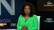Frame grab obtained January 15, 2013, courtesy of CBS News shows Oprah Winfrey on &quot;CBS This Morning&quot; as she discusses her upcoming interview with Lance Armstrong. Winfrey&#39;s exclusive interview with Lance Armstrong is a coup for the talk show diva as she strives to pull her upstart OWN network to the front of the crowded TV peloton
