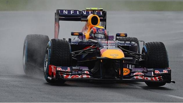 Formula 1 - Rain and wind halts Melbourne qualifying