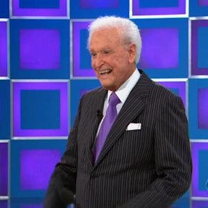 Bob Barker Returns to Host 'The Price is Right'