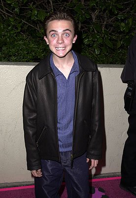 Premiere: Frankie Muniz at the Hollywood premiere of Josie and the Pussycats - 4/9/2001
