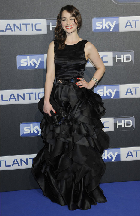 Sky Atlantic HD Launchparty …