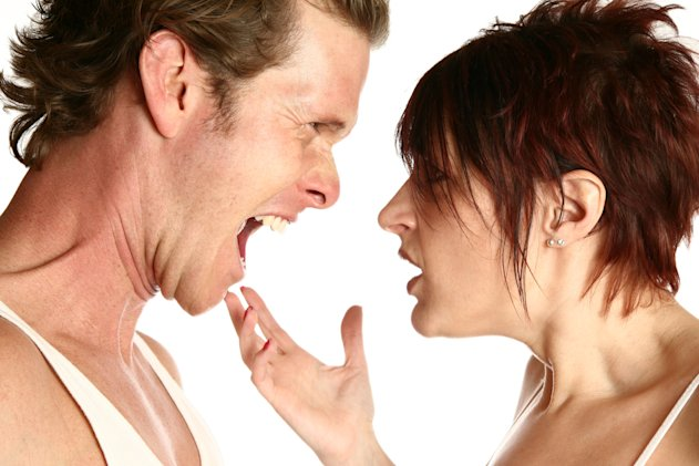 &lt;p&gt;Couple arguing. Image: Fotolia&lt;/p&gt;