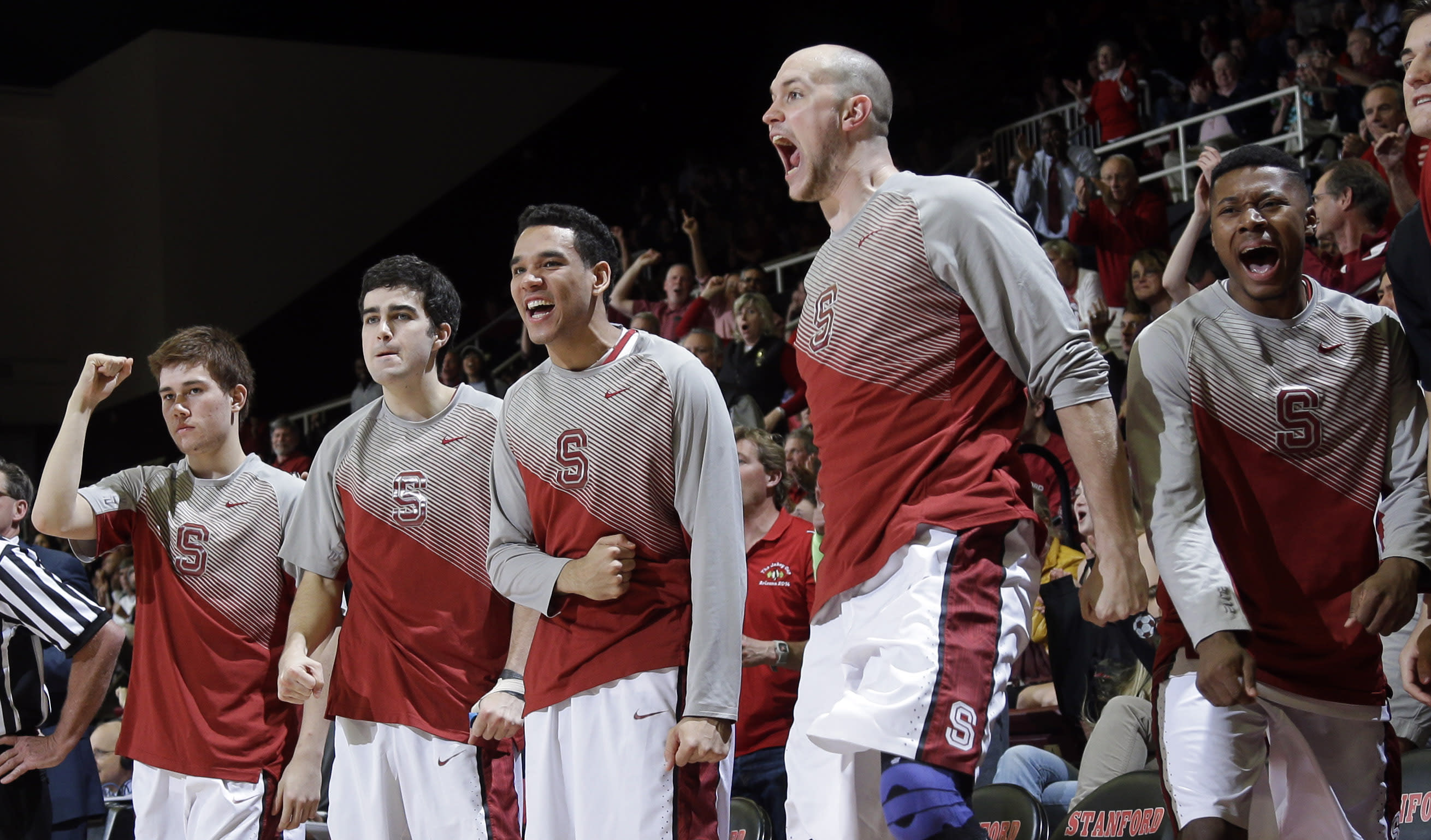 Humphrey leads Stanford past Oregon State 75-48