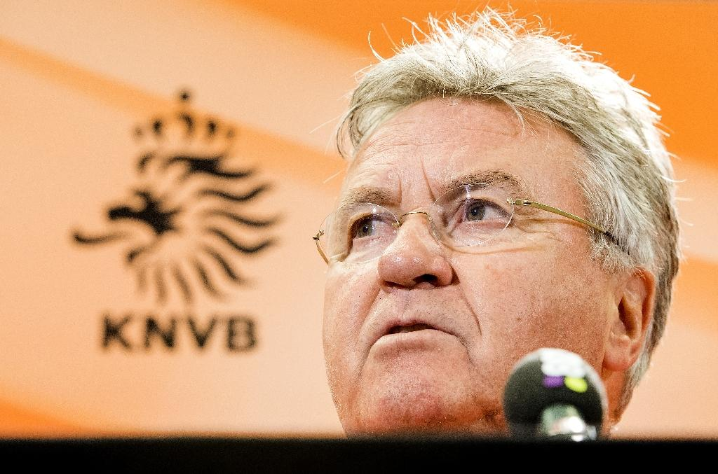 Under-fire Hiddink rolls with the punches