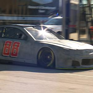 With title in mind, drivers test at Homestead