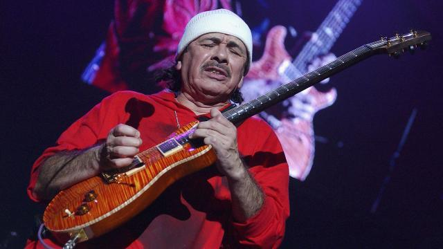 Carlos Santana Slams Super Bowl Halftime Show: There Should Have Been 'Real Live Music'
