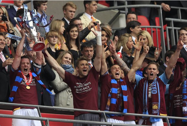 West Ham&#8217;s Play-Off Success: Shades of 2005 and 2011