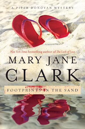 "This book cover image released by William Morrow shows ""Footprints in the Sand,"" by Mary Jane Clark. (AP Photo/William Morrow)"