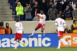 New York Red Bulls 4-0 Houston Dynamo: Henry and Wright-Phillips dismantle Houston