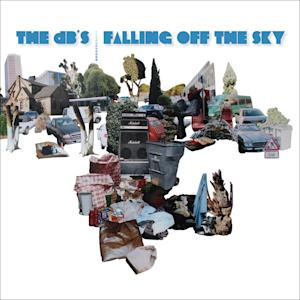 "This CD cover image released by Bar/None shows the latest release by The dB's, ""Falling Off the Sky."" (AP Photo/Bar/None)"