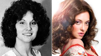 The real Linda Lovelace, left