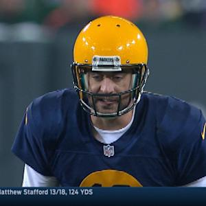 Week 11: Green Bay Packers quarterback Aaron Rodgers highlights