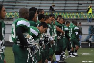 Seattle Evergreen football