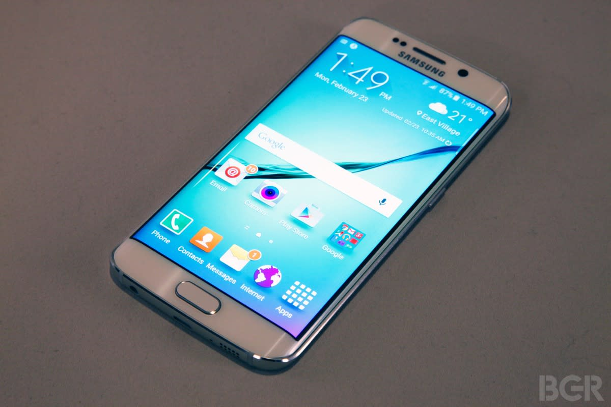 The Galaxy S6 edge might be even more expensive than you thought