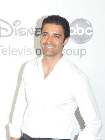 "Gilles Marini brought the heat to the ""Dancing With the Stars"" stage this week."