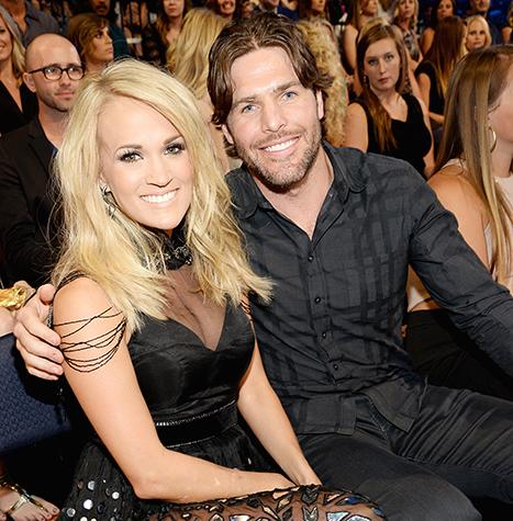 Carrie Underwood: How I Accidentally Locked Son Isaiah in My Car