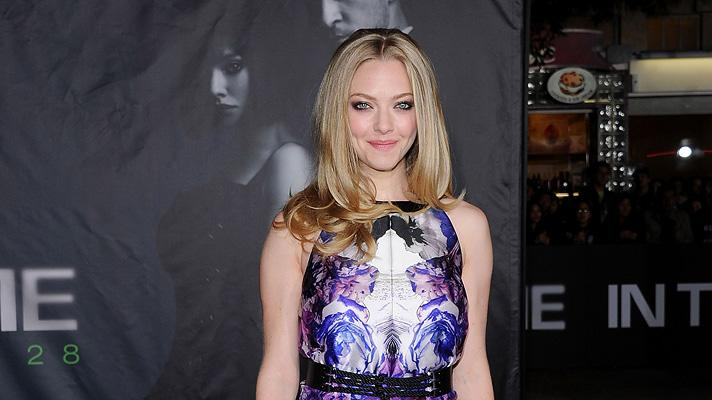 In Time 2011 LA Premiere amanda Seyfried