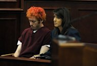 James Holmes appears in court at the Arapahoe County Justice Center July 23 in Centennial, Colorado. A US judge has issued a rare order preventing the University of Colorado Denver from releasing records about suspected Aurora cinema shooter Holmes