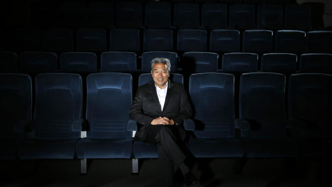 From eggs to film: A Japanese-American studio head
