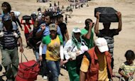 Syria Crisis: Two Million Refugees Flee War