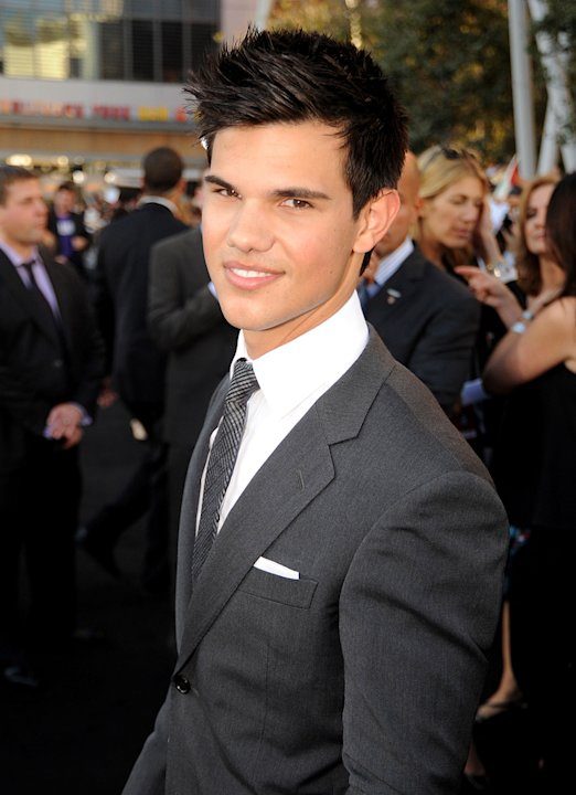 The Twilight Saga Eclipse LA premiere 2010 Taylor Lautner
