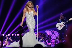 Mariah Carey Shares Her Vision of ' The Art of Letting Go'
