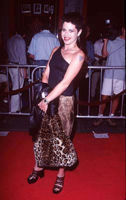 Fairuza Balk at the Hollywood premiere of New Line's Boogie Nights