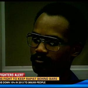 Victims fight to keep rapist behind bars