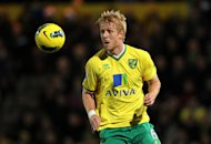 Zak Whitbread spent two-and-a-half seasons at Norwich City