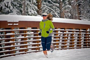 Fast workouts maintain fitness through the holidays